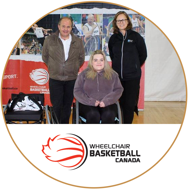 wheelchair basketball canada player
