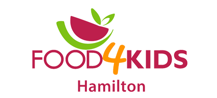Food 4 Kids Hamilton logo