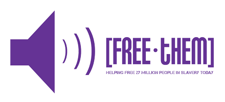 Free Them Walk Logo