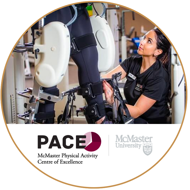 Pace - McMaster Icon