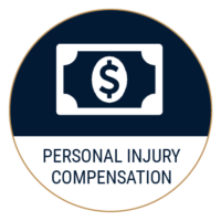 personal injury compensation icon