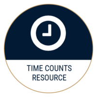 time counts icon